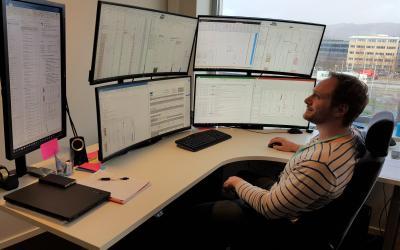 Open position for Drilling Analyst/Drilling Advisor